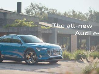 Audi πρώτη Βενετία για την εισαγωγή του πρώτου ηλεκτρικού αυτοκινήτου