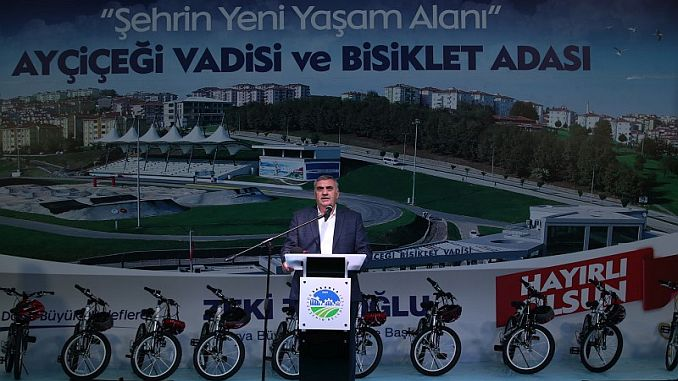 Aycicegi valley and bicycle island get no