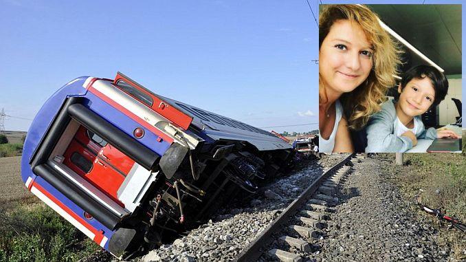 bakanliga sms tepkisi cocugum yok cunku tren kazasinda oldu