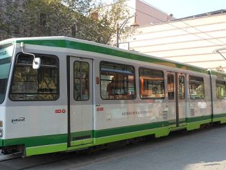 bursa nostalgic tram