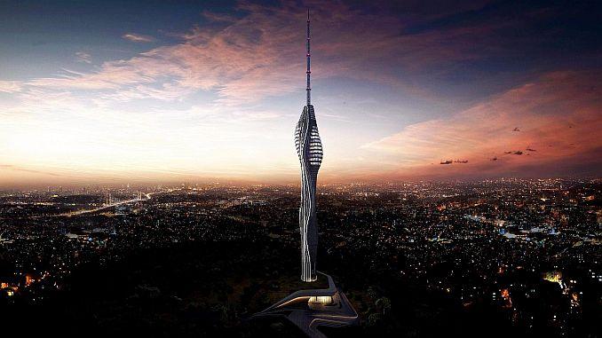 camlica tv radyo kulesi 2019 temmuzda acilacak