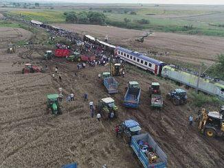 Jy probeer die ongeluk van die lyk trein vergeet