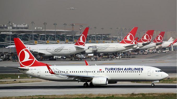 dhmi ekim ayinda 187 milyon yolcuya hizmet verildi