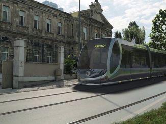 eminonu alibeykoy tramvay hatti projesi odul getirdi