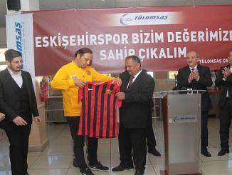 Ο Eskisehirspor συναντήθηκε με υπαλλήλους της tulomsas