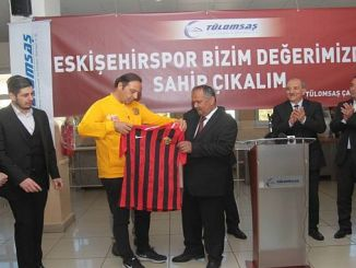 Eskisehirspor met with tulomsas employees