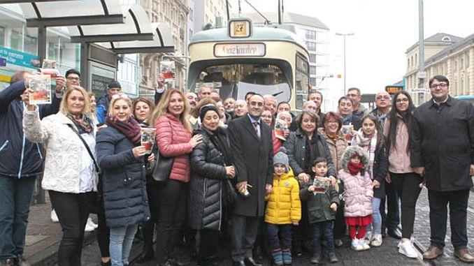 frankfurt tram cig kofteli turkulu trip
