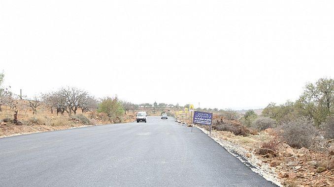 Gaziantepte 30 qoyun istifadə olunan bilək yenilənmiş yol