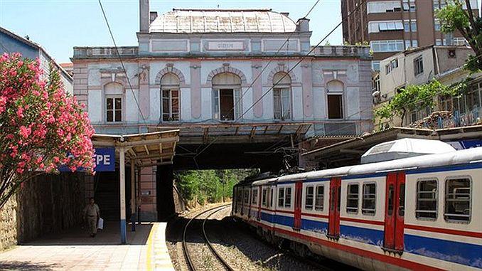 nigdeli proxy asked the train of the gebzen suburb