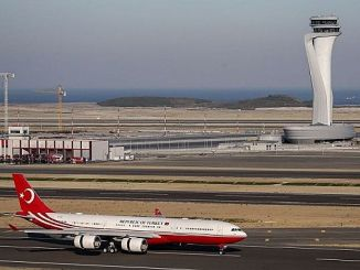 Istanbul airport has no transportation problems