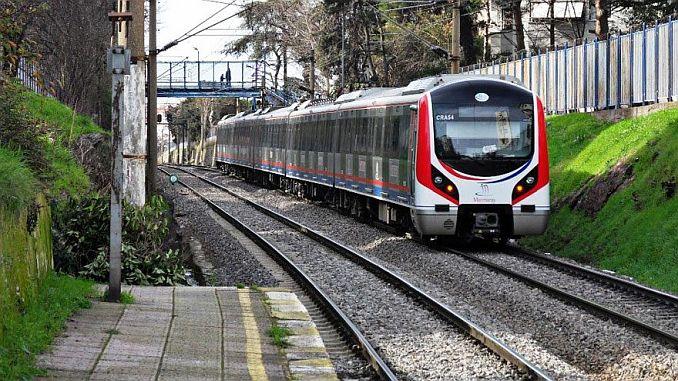 Istanbul's suburban train has been postponed again