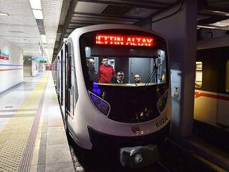 Željeznički sustav 262 u Izmiru
