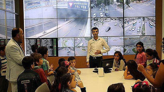 live traffic training