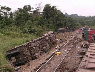 train congoda déraillé 18