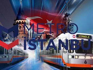 metro ilikuwa katika usawa wa muziki wa istanbul