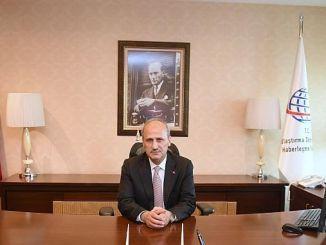 مراكز تركيا يحدث مع طريق الحرير الحديثة