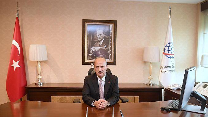 Türgi keskused toimub kaasaegse Siiditee