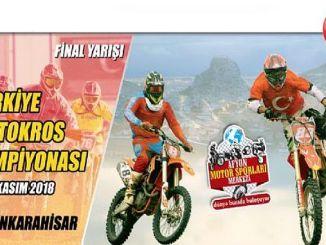 motokrosta sezon finali afyonda 2
