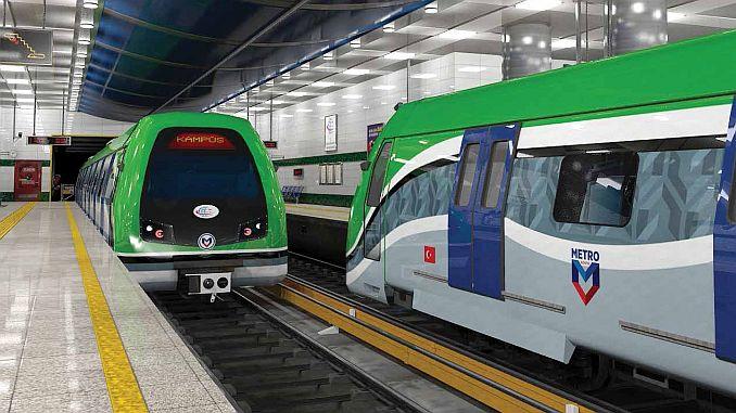 mustafa kalayci konya asked the status of the subway