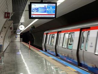 Սաբիհա գոքչեն տոհսաստեփե մետրոյի գիծը