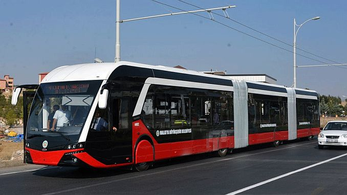 sanliurfada trambus hatti neden hizmete girmedi