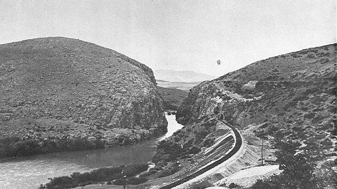 sivas erzincan railway