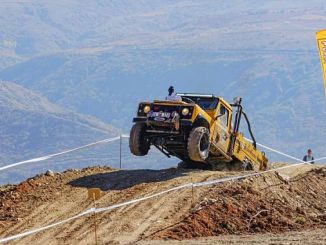 first time off road activity organized by Tokat Municipality