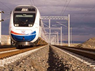 פרויקט הרכבת של טרבזון