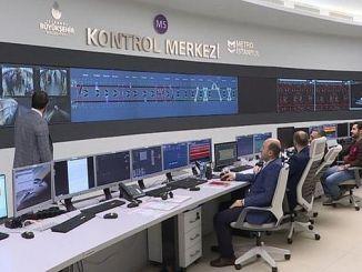 Na primeira viagem de metro sem condutor turkiyenin 7 24 por que a confiança
