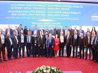 uclg mobility sanliurfa reached the top of the summit