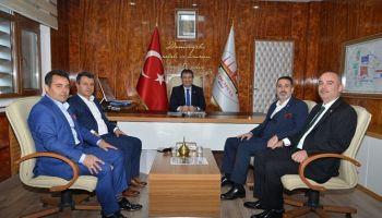63458132aa4f9 Ulaştırma Memur-Sen'den TCDD Genel Müdür Yardımcısı Uygun'a Ziyaret ...