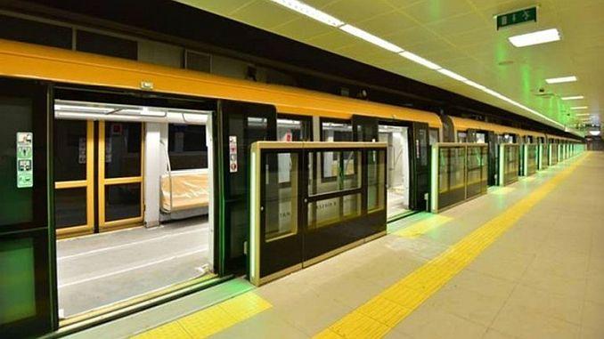 umraniye cekmekoy subway line arrives tomorrow