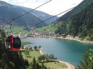 Flotation development in uzungol ropeway project