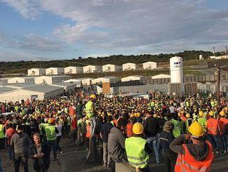 Το 3 εκκενώθηκε από τους εργαζομένους του 30 στην περίπτωση των εργαζομένων στο αεροδρόμιο
