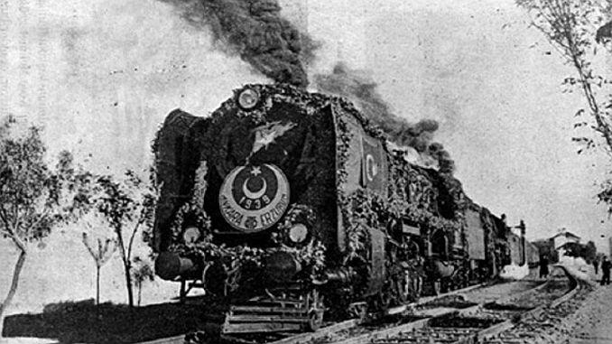 Anatolske jernbaner