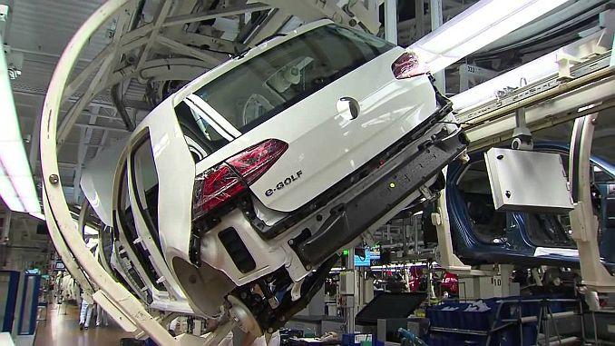 alman otomobil devi volkswagen turkiyede fabrika yatirimi yapacak