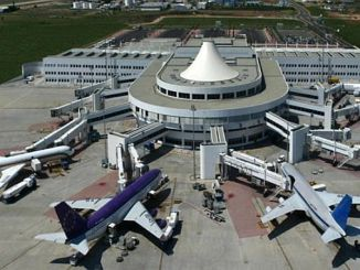 antalya airport αριθμός επιβατών στην Ευρώπη