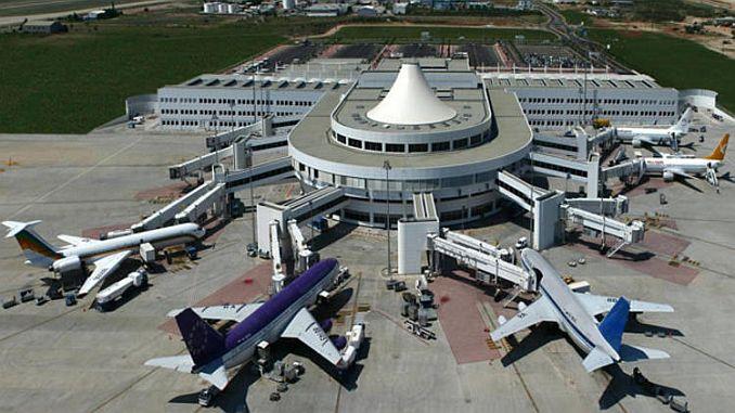 antalya havalimani yolcu sayisi artisinda avrupada ilk sirada