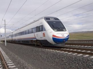 तुरहान बर्सा ने ट्रेन लाइन की आपातकालीन तिथि बताई