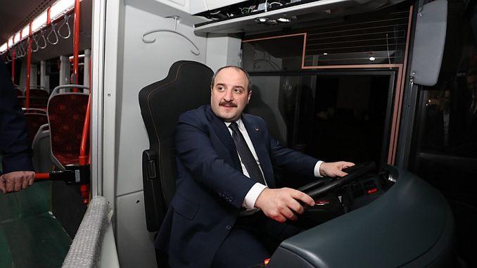 har testat den miljövänliga bussen som produceras av varank bozankayan