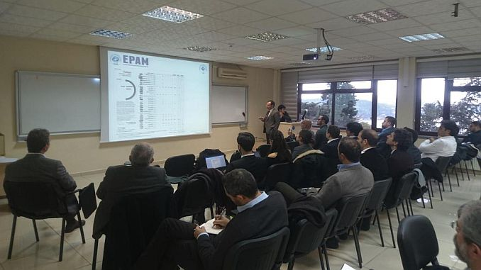 bogazici university has hosted electro mobility