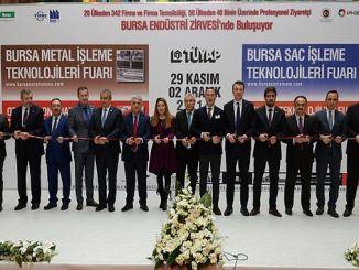 bursa industriegipfel 500 Millionen liras