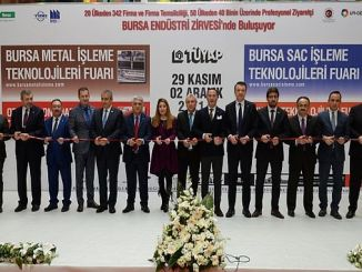 bursa industry summit 500 million liras