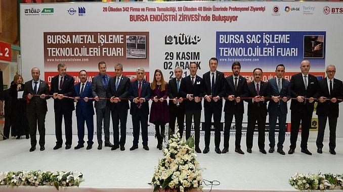 bursa industry summit 500 million liras