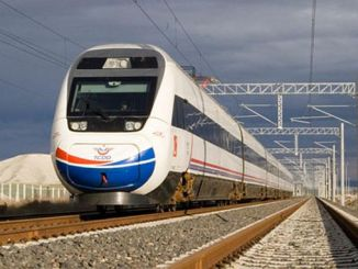bursa deputy ahmet kilic tcddye speed train for 1