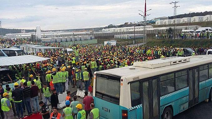 cimer istanbul havalimani insaatinda 5 yilda 52 isci oldu