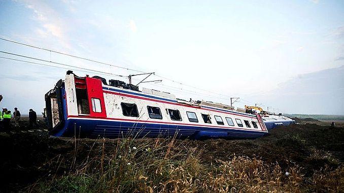 Weve Lost Some People In Corlu Train Crash Rayhaber