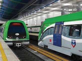 सबवे स्टेशन