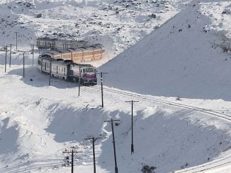 dogu express again became the point of the tourism