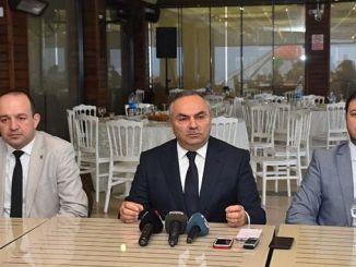 duzce mayor will go up to the moon tram hospital